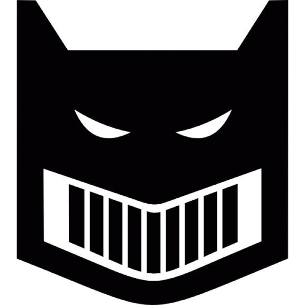 batman mask icons free download rh freepik com batman logo games play batman logo free crochet patterns