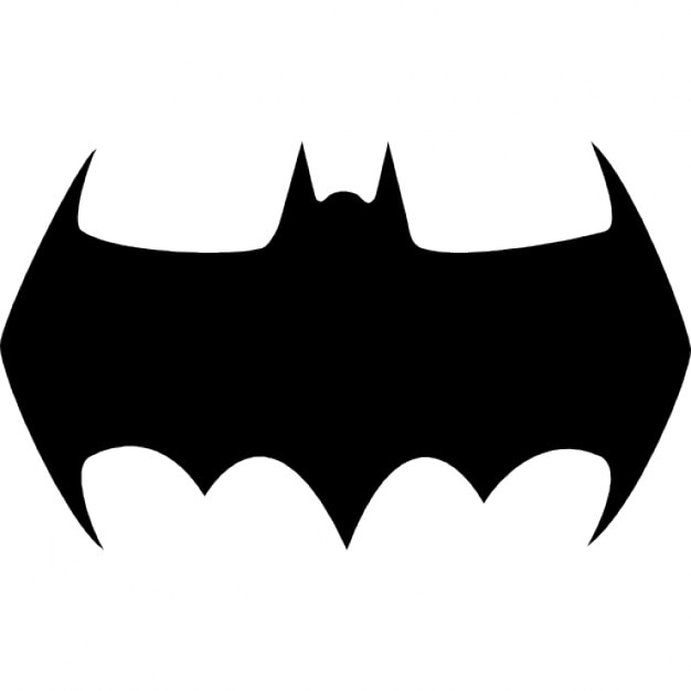 batman silhouette variant icons free download