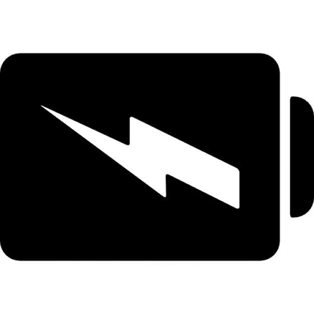Battery Charged Symbol Icons Free Download