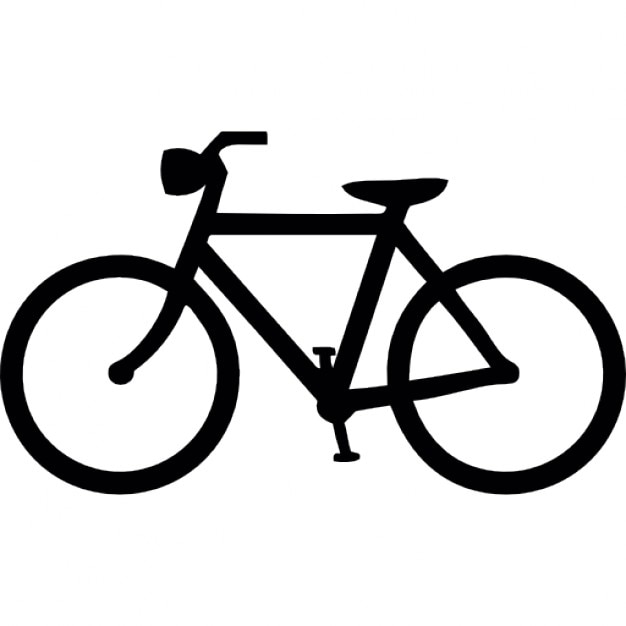 bicycle or bike icons free download rh freepik com vector bike wheel vector bike frame
