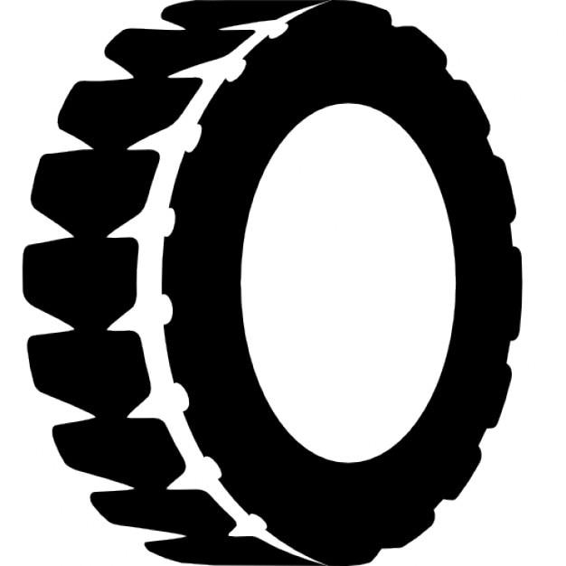 Big wheel Free Icon