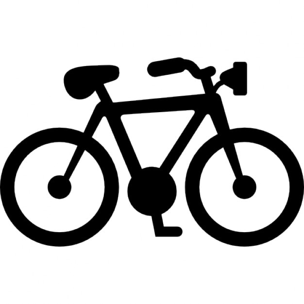 Bike Shape Icons Free Download