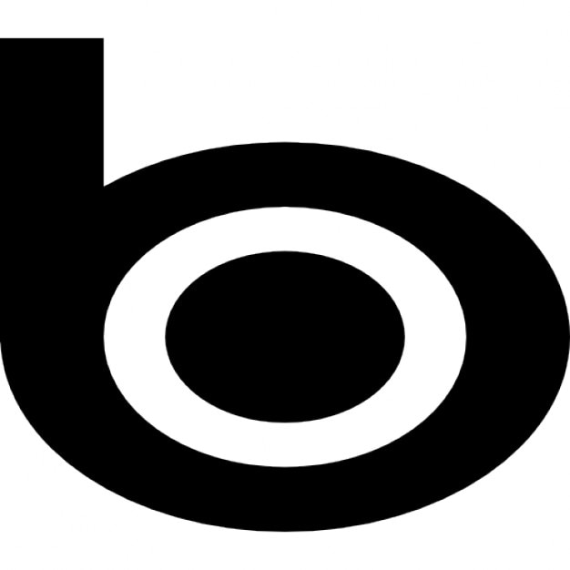 bing symbol variant icons free download rh freepik com free bing clip art downloads free bing clipart images