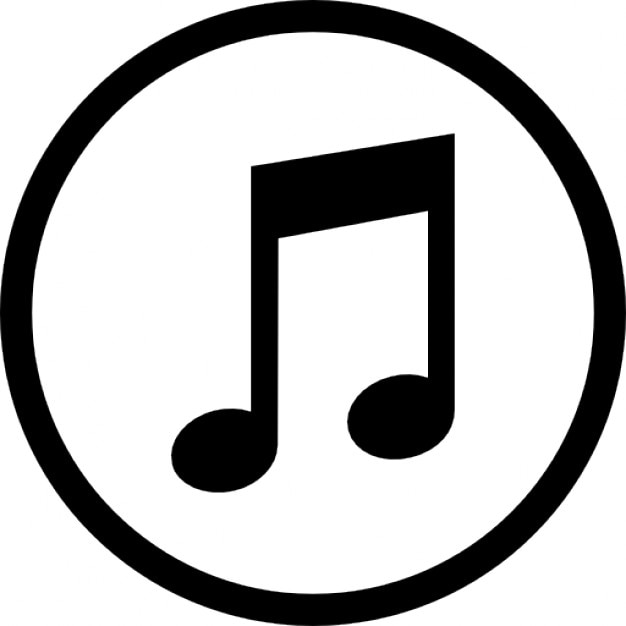 music icon note icons myron freepik dj
