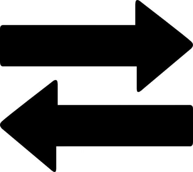 Image result for arrow both sides