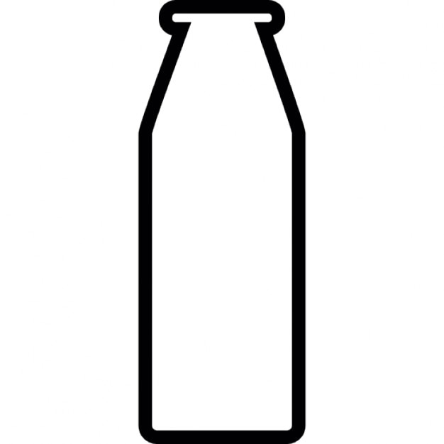 Bottle Shape Ios 7 Interface Symbol Icons Free Download