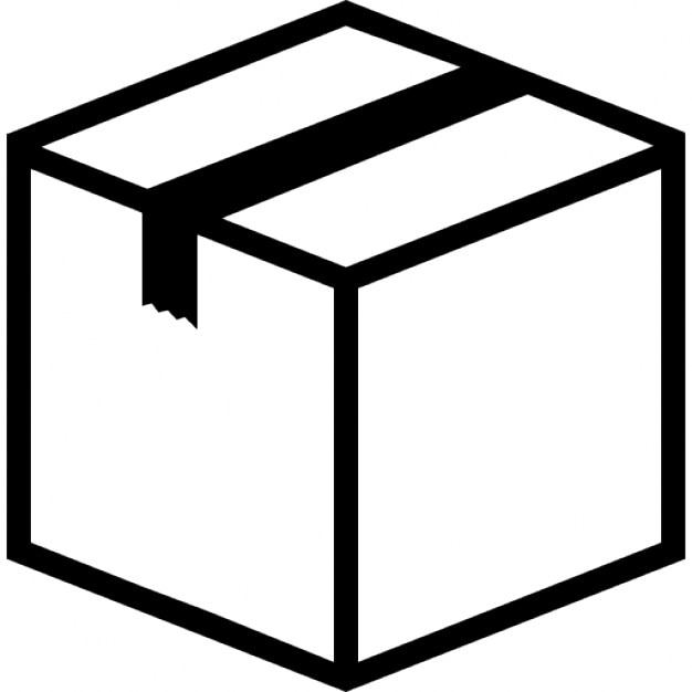 Box Closed Icons Free Download