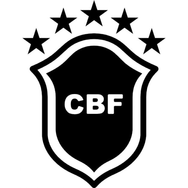 Brazil Team Shield Symbol Icons Free Download