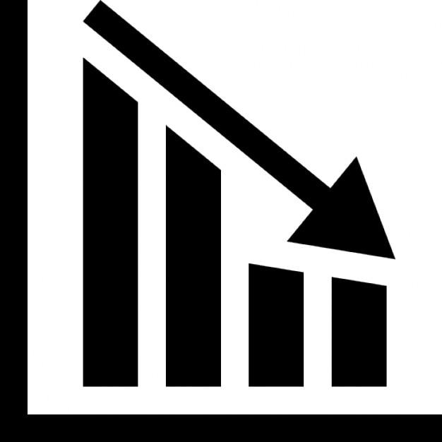 Decreasing Bar Vectors Photos And Psd Files Free Download
