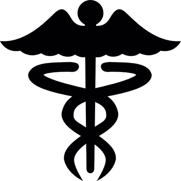 caduceus medical symbol icons free download
