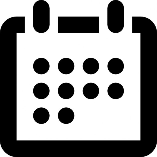 Calendar Graphic Icon : Calendar icon icons free download