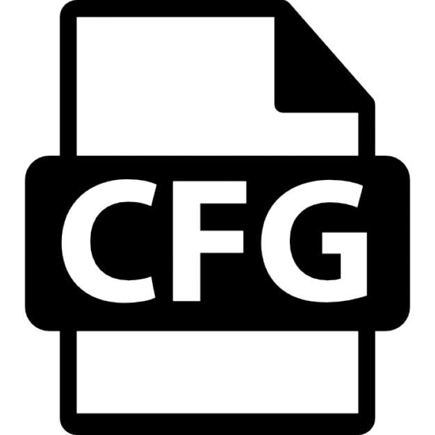 Cfg format reader