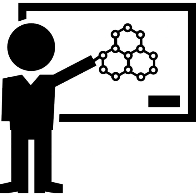 Chemistry Class Instructions Icons Free Download