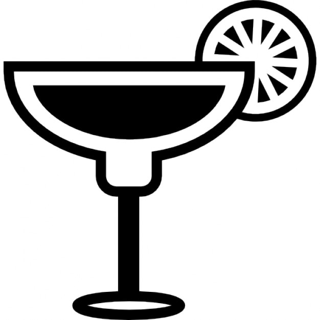 cocktail glass with lemon slice on the border icons free soda pop can clipart soda pop can clipart