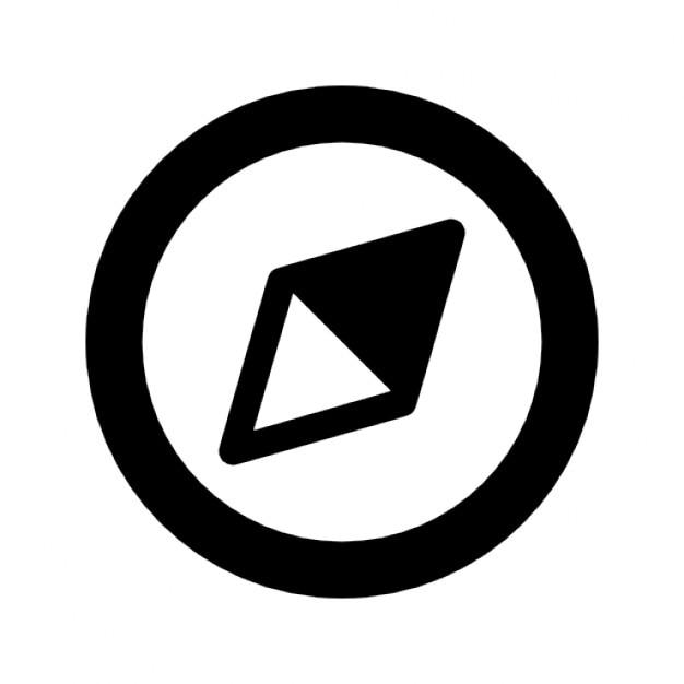 compass symbol Free Icon
