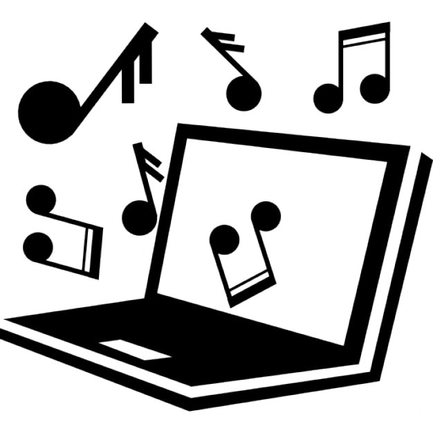 computer music education icons free download