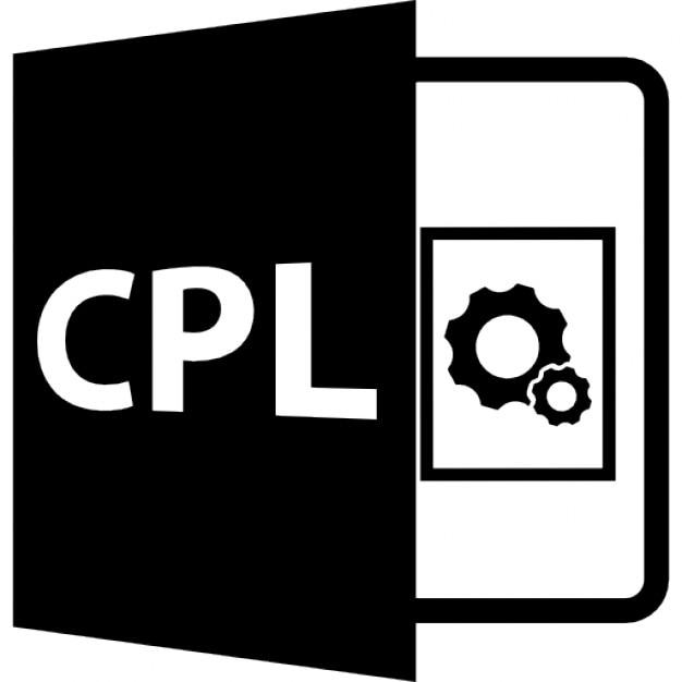 Скачать файл cpl