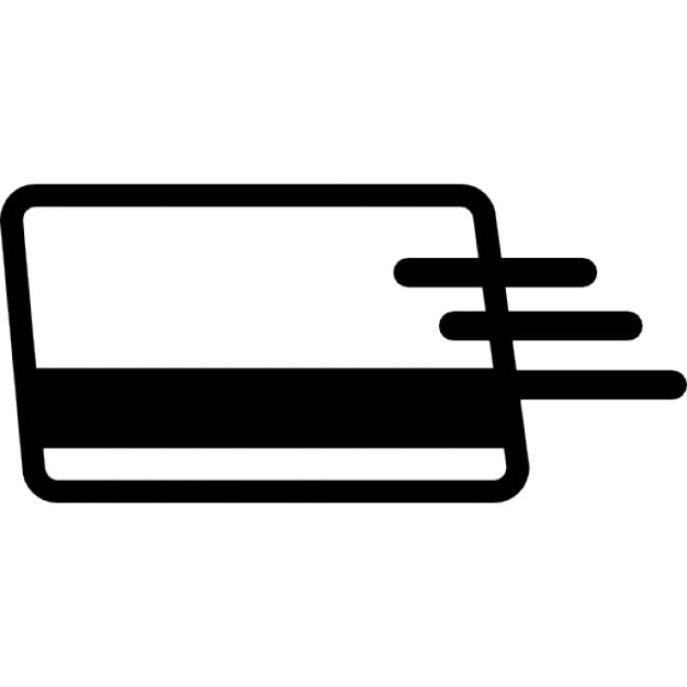 Credit Card Swiping Icons Free Download
