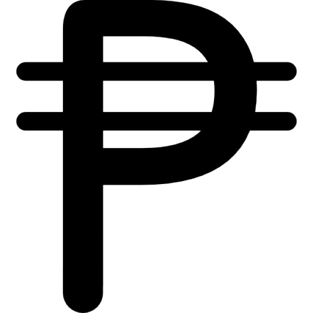 Cuba Peso Currency Symbol Icons Free Download