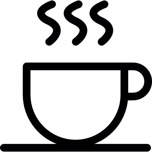 Hot Drink Cup Icon Free