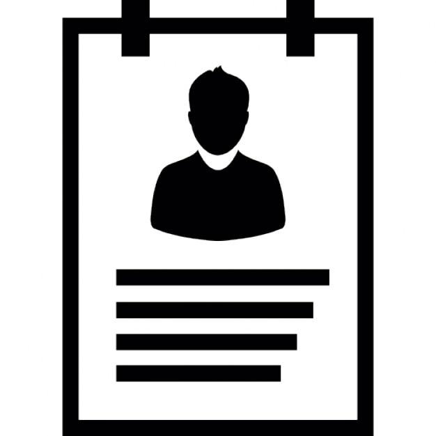 Curriculum Vitae Icons Free Download