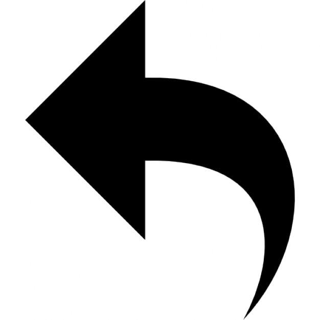 Afbeeldingsresultaat voor curved arrow symbol