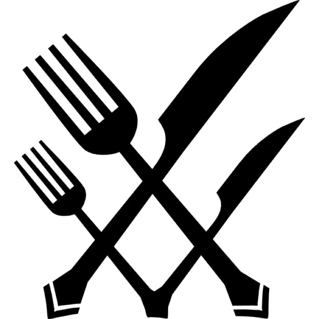 Cutlery Symbol Icons Free Download
