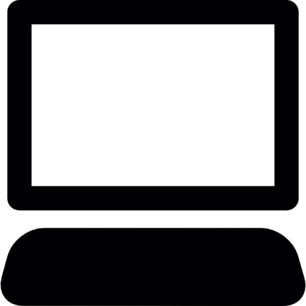 Desktop Computer Screen Variant Icons Free Download