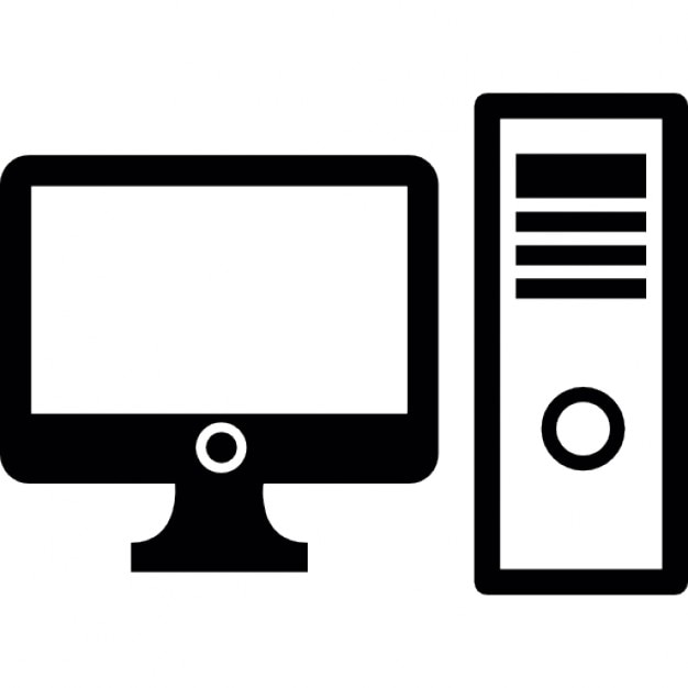 Desktop computer Icons | Free Download