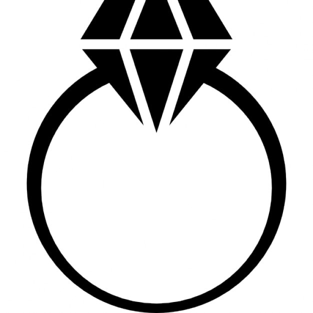 Diamond Ring Icons Free Download