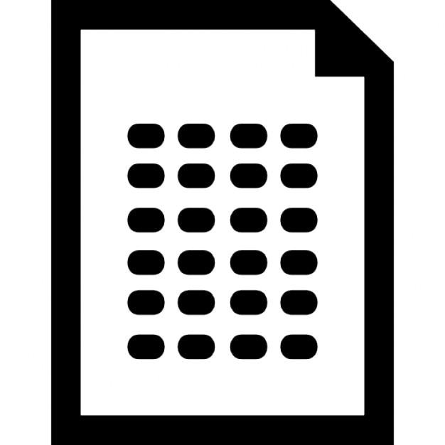 Document symbol Icons   Free Download  Document Symbol