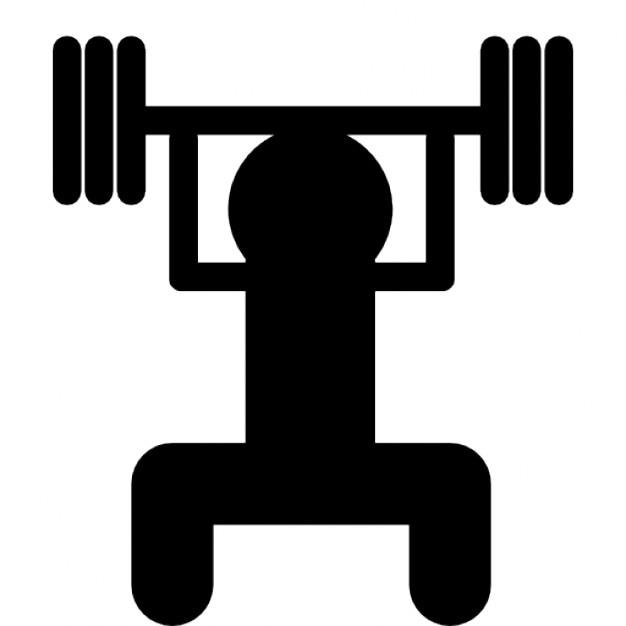 Dumbbell Icon Vector Dumbbell Exerci...