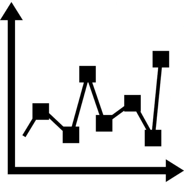 Education chart Free Icon