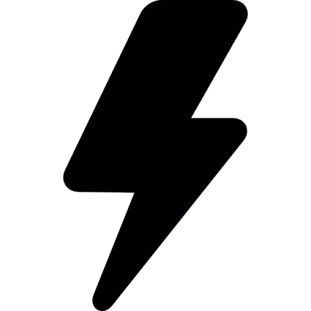 Electric Current Symbol Icons Free Download