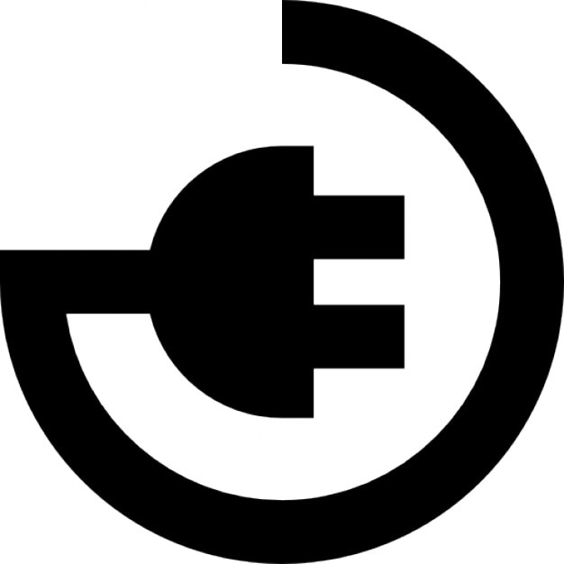 Electricity Outlet Icon
