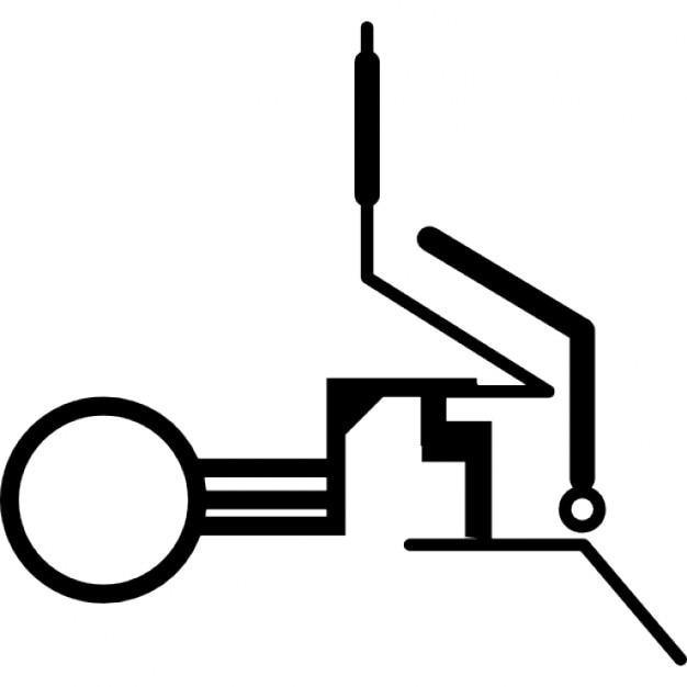 electronic circuit icons