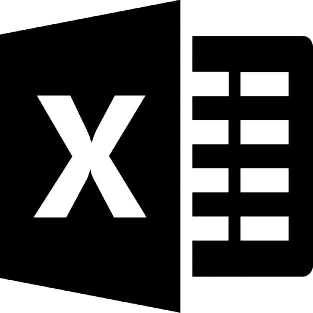 Excel program Free Icon