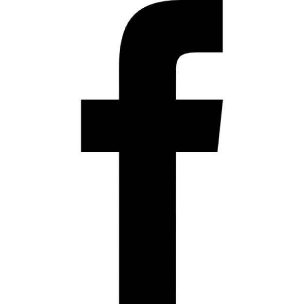 Facebook Letter Logo Icons Free Download