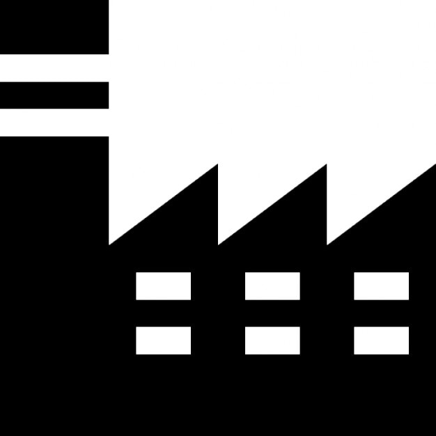 Factory building icons free download Free eps editor