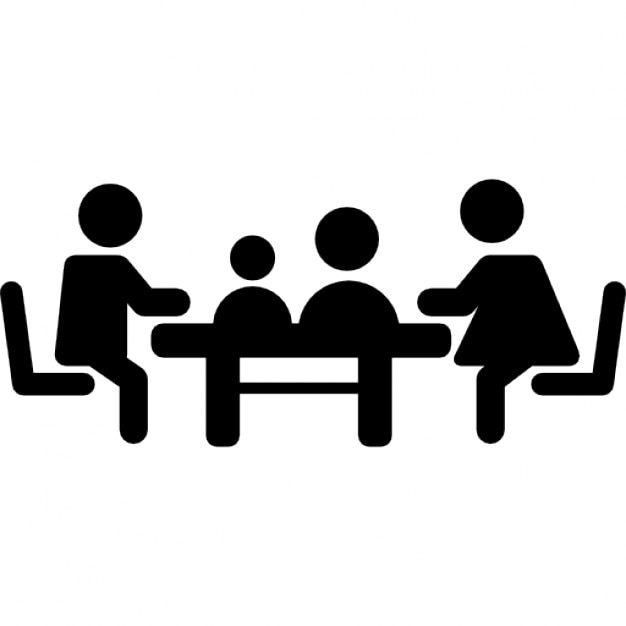 familiar meeting on table icons free download clipart walking dead drawing of carl clipart walking shoe prints