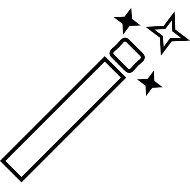 Fantasy Magic Wand Ios 7 Interface Symbol Icons Free Download