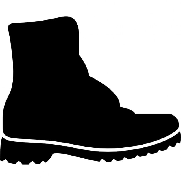Female Combat Boots Icons   Free Download