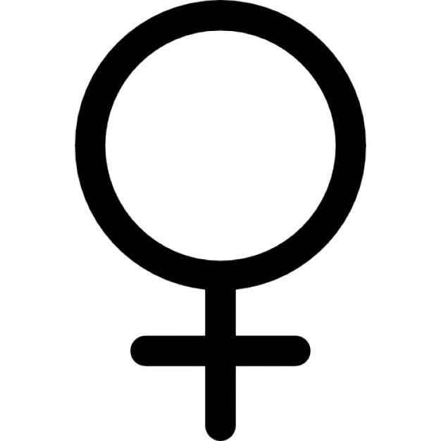 Female Gender Icons Free Download
