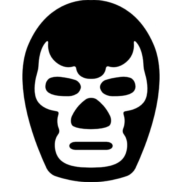 Fighter Mask Icons Free Download
