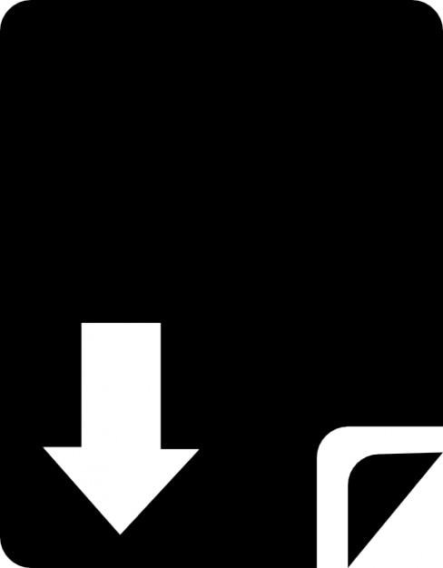 Free Icon | File downloading