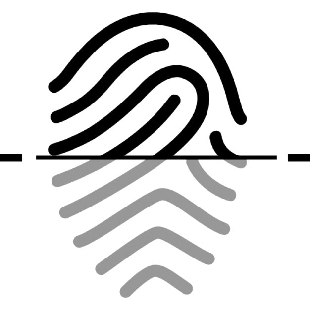 Fingerprint currently scanning Icons | Free Download