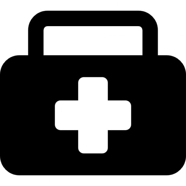 First Aid Kit Icons Free Download