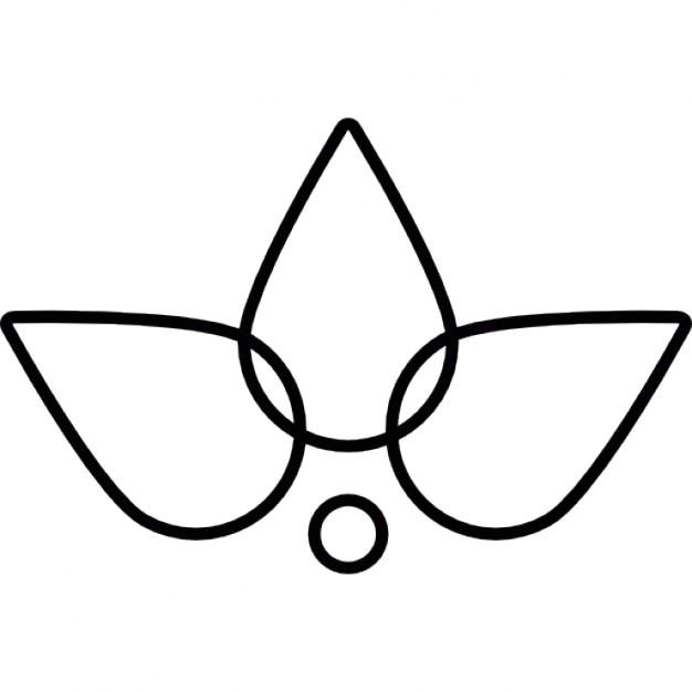 Flower Petal Outline Vector  Download 1000 Vectors Page 7