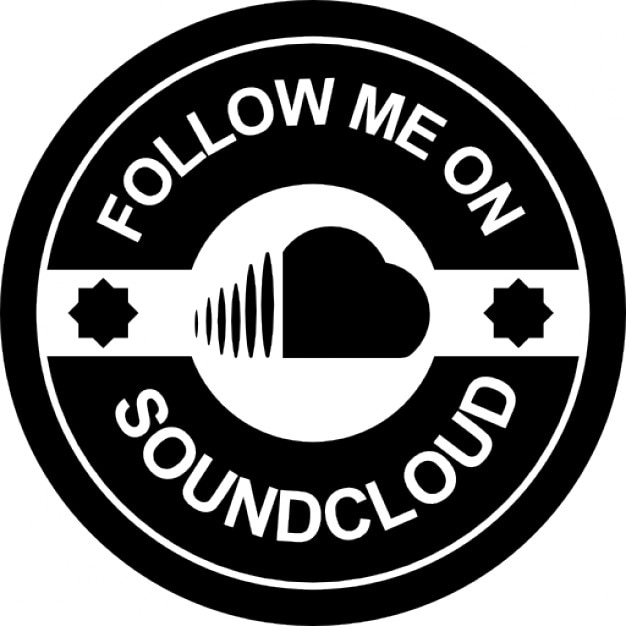 follow me on soundcloud icons free download