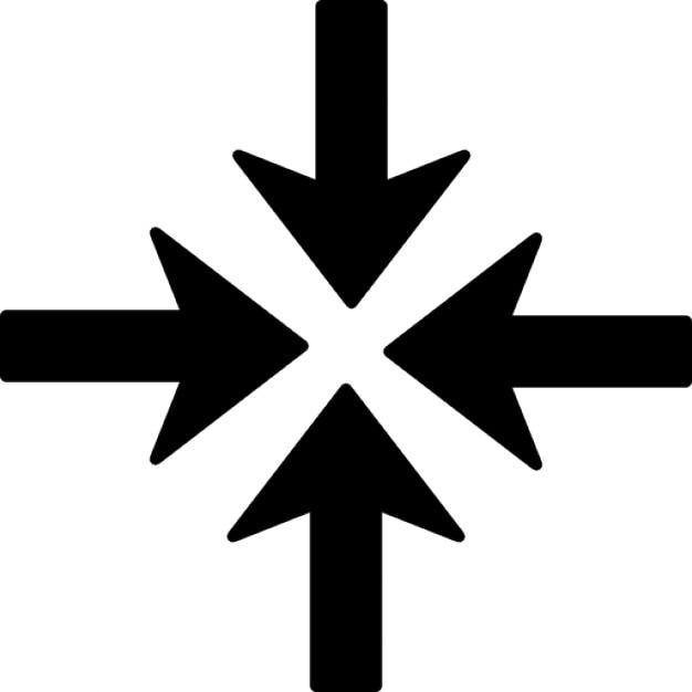 converging arrow vectors  photos and psd files free download bow arrow vector art bow and arrow target vector